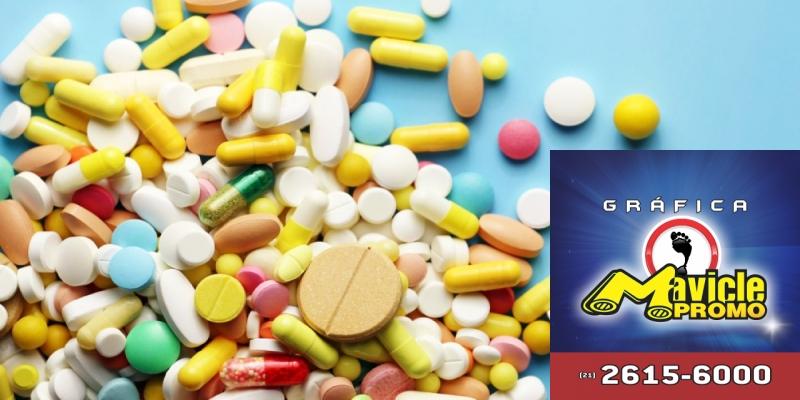 Combinação de medicamentos pode aumentar a sobrevida de pacientes com melanoma   Guia da Farmácia   Imã de geladeira e Gráfica Mavicle Promo